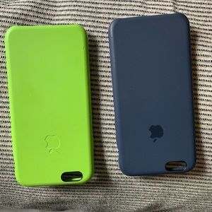 2 iPhone Cases from Apple Store